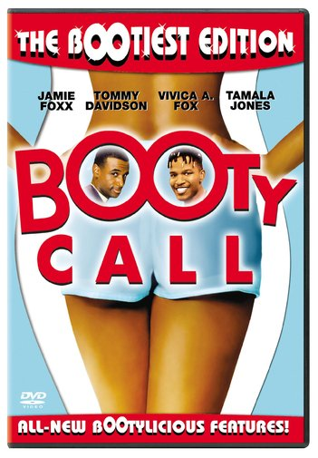 BOOTY CALL:BOOTIEST EDITION BY FOXX,JAMIE (DVD)